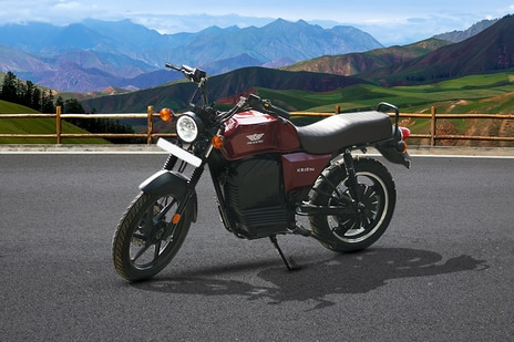 One Electric Motorcycles Kridn