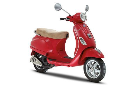 vespa lx 125 price (special diwali offers), images, mileage