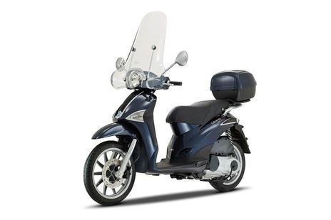 New Vespa Liberty 3V Colours - Liberty 3V Color Images