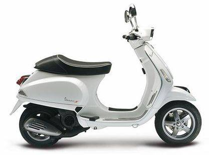 Used Piaggio Vespa S Scooters in Delhi