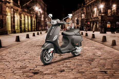 Used Vespa SXL 150 BS4 Scooters in Hyderabad