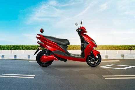 Poise Scooter NX 120 STD