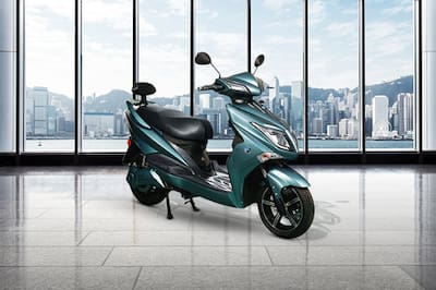 Poise Scooter NX 60 Front Right View