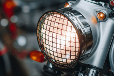 Royal Enfield Bullet Trials 350 Head Light