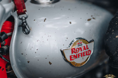 Royal Enfield Bullet Trials 350 Fuel Tank