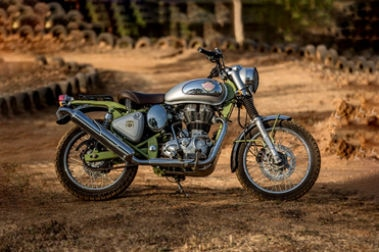 Royal Enfield Bullet Trials 500 Right Side View