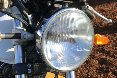 Royal Enfield Continental GT 650 Head Light