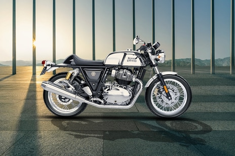Royal Enfield Continental GT 650 Mister Clean