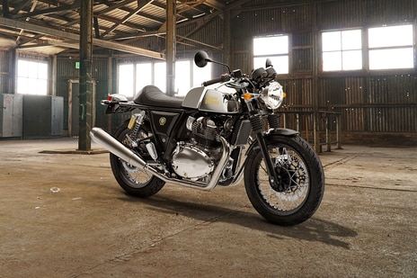 Royal Enfield Continental GT 650 Mr Clean