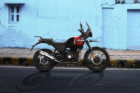 Royal Enfield Himalayan BS6