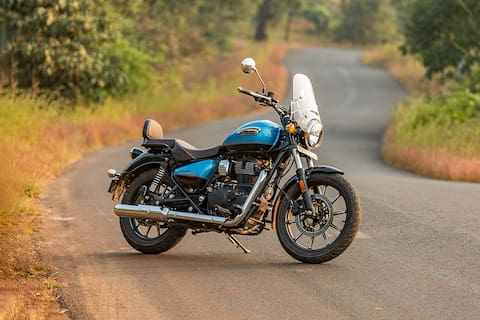 Royal Enfield Meteor 350 Right Side View