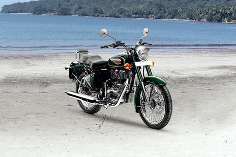 Royal Enfield Bullet 500