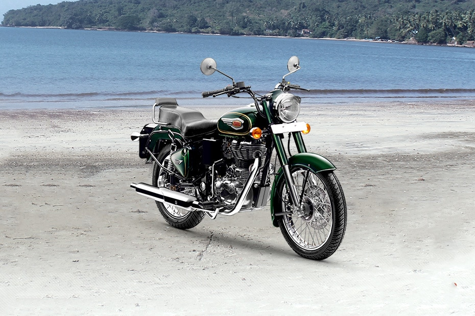 Royal Enfield Bullet 500 priced at 1.87 Lakh