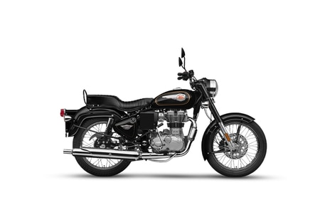 Royal Enfield Bullet 350 Black