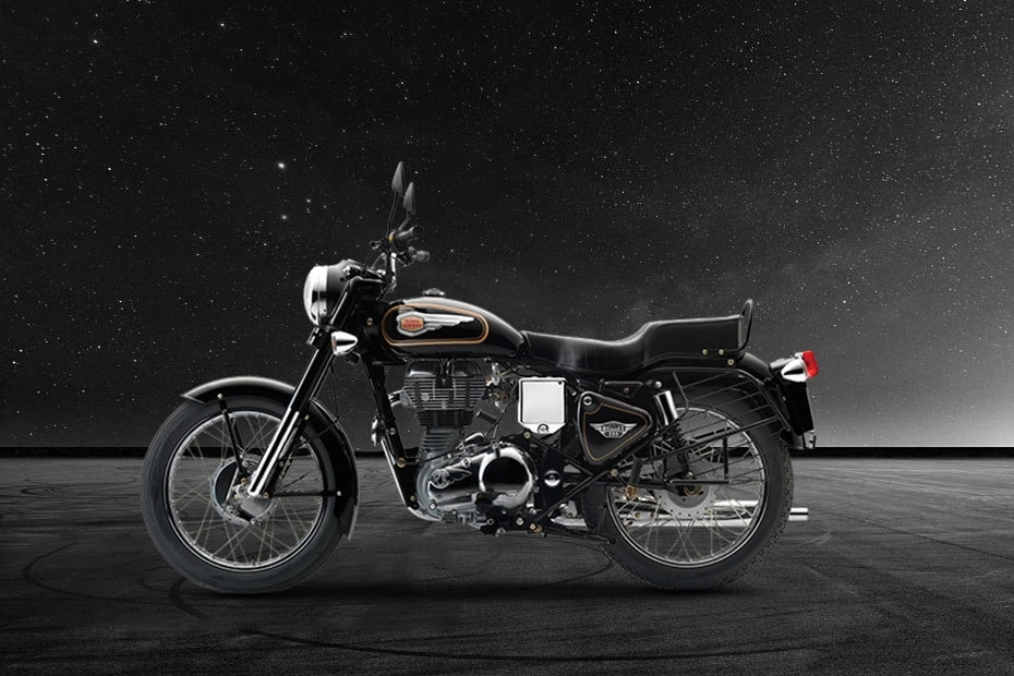 Royal Enfield Bullet 350 Price, Mileage, Images, Colours