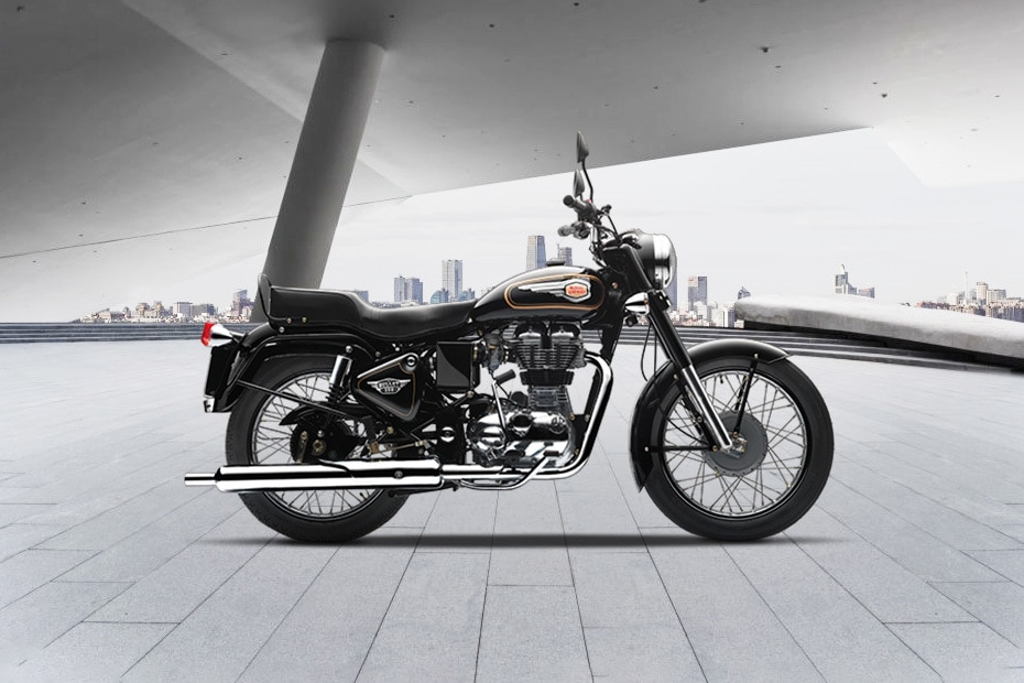 Royal Enfield Bullet 350 Electric Start (ES) ABS