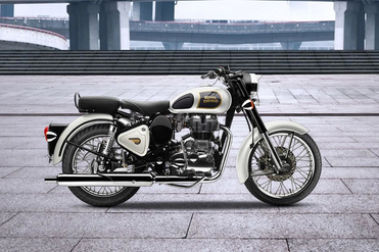 Royal Enfield Classic 350 Right Side View