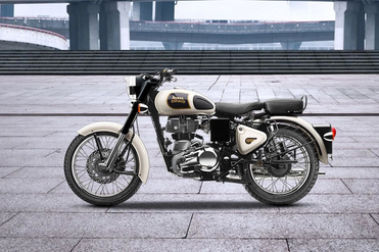 Royal Enfield Classic 350 Left Side View
