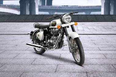 Royal Enfield Classic 350 Front Right View