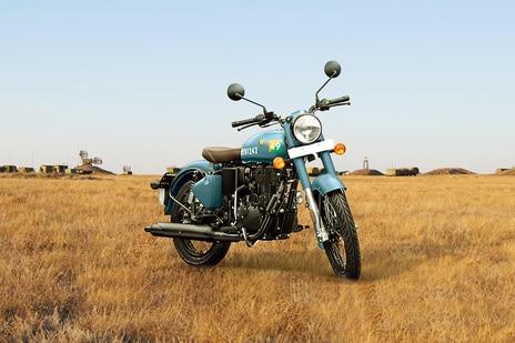 Royal Enfield Classic 350 BS6 Signals Edition