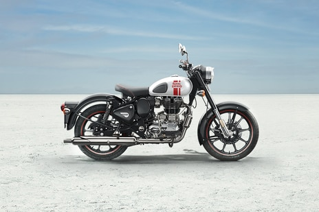 Royal Enfield Classic 350 Metallo Silver