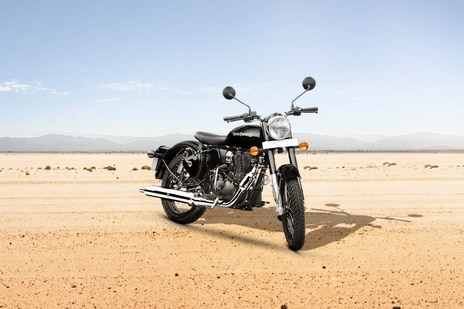 Royal Enfield Classic 350 Pure Black