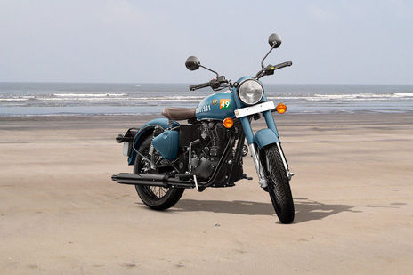 Royal Enfield Classic 350 Signals Edition