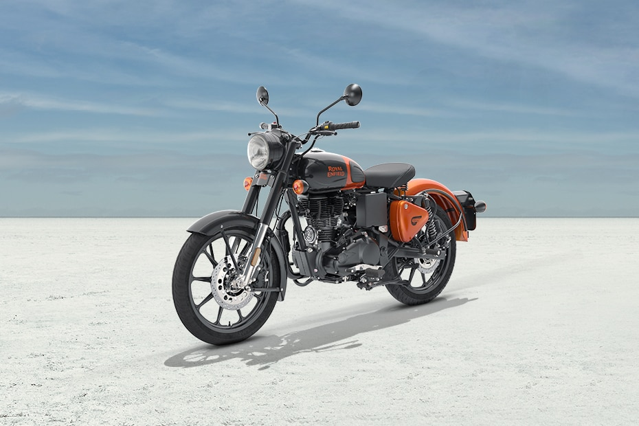 Royal Enfield Classic 350 Front Left View