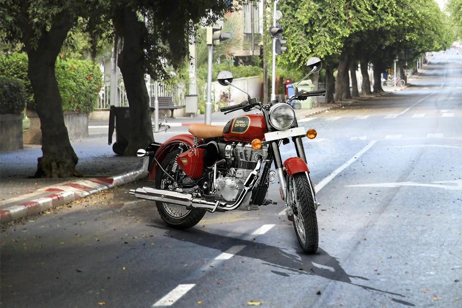 रॉयल एनफील्ड क्लासिक 350 एसटीडी