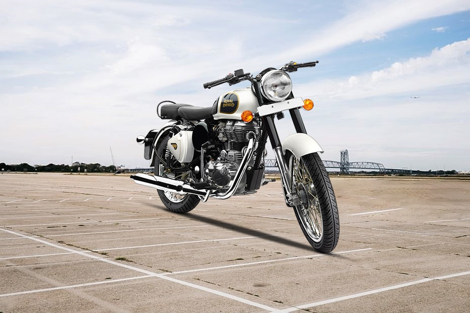 Royal Enfield Classic 350 Redditch Edition