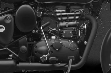 Royal Enfield Classic 500 Engine