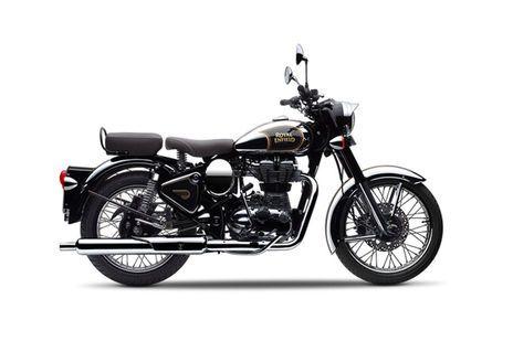 Royal Enfield Classic 500 Chrome Black