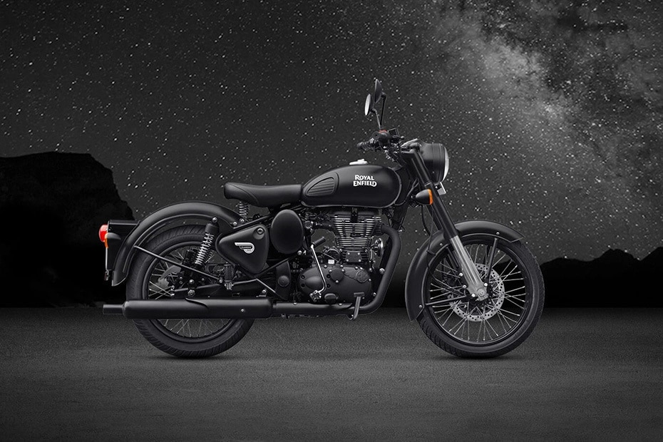 Royal Enfield Classic 500 Right Side View