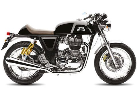 Royal Enfield Continental GT GT Black