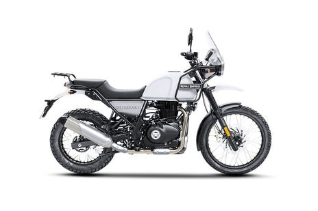 Royal Enfield Himalayan Price, Mileage, Images, Colours