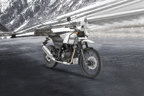 Royal Enfield Himalayan BS4