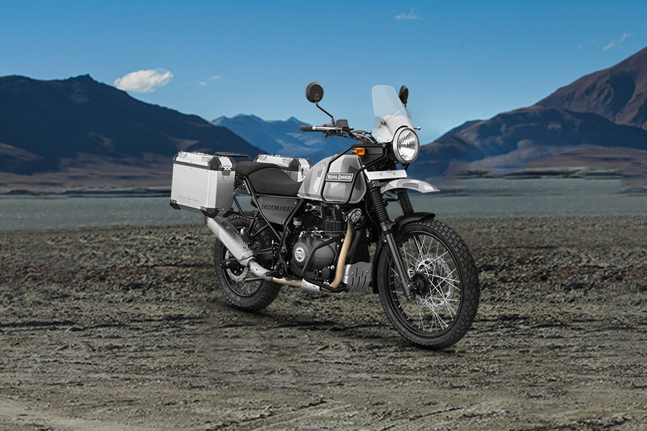 Royal Enfield Himalayan Price Mileage Images Colours
