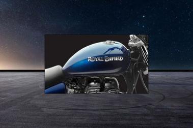 Royal Enfield Thunderbird 350 Fuel Tank