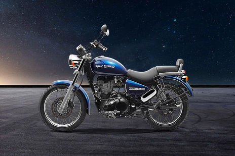 Royal Enfield Thunderbird 350 Left Side View