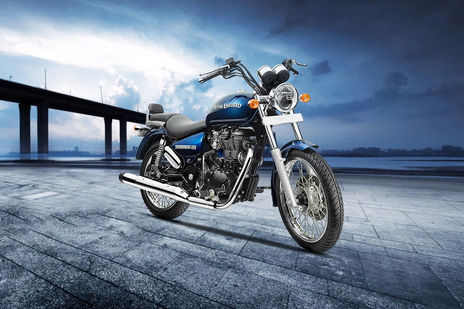 Used Royal Enfield Thunderbird 350 Bikes in Thane
