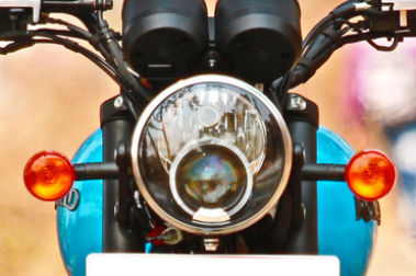 Royal Enfield Thunderbird 500X Head Light