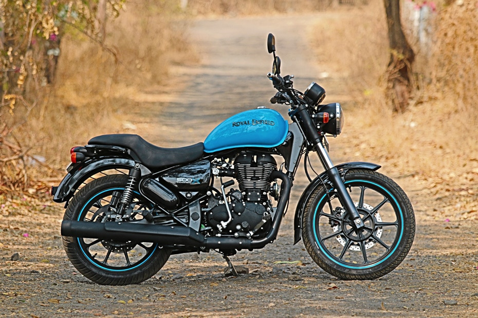 Royal Enfield Thunderbird 500X Right Side View