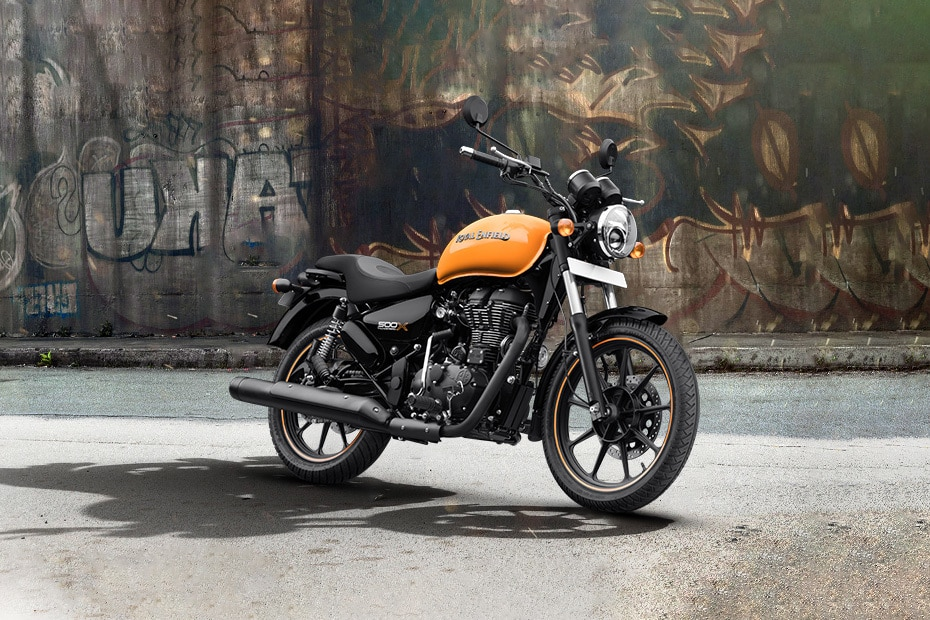Royal Enfield Thunderbird 500x Abs Price Images Mileage Specs