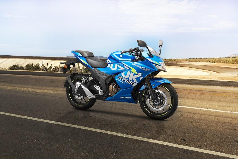 Suzuki Gixxer SF MotoGP BS6