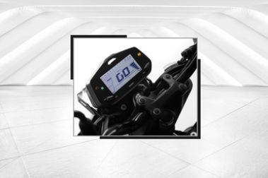 2019 Suzuki Gixxer Speedometer