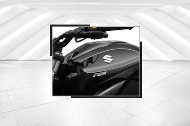 2019 Suzuki Gixxer Fuel Tank