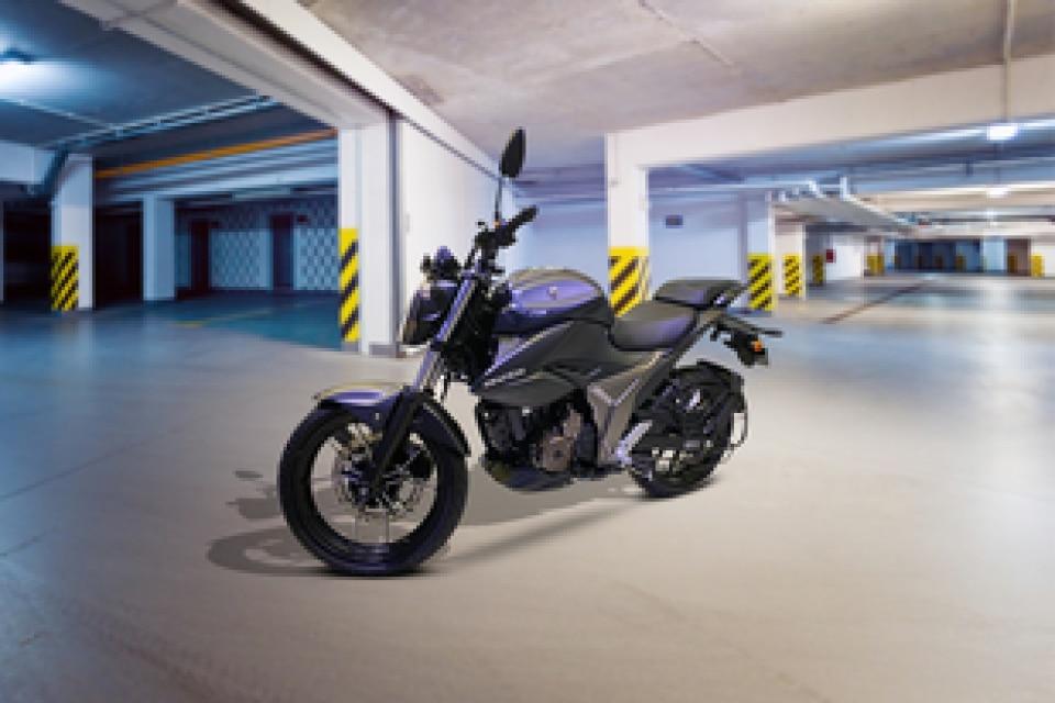Suzuki Gixxer BS6