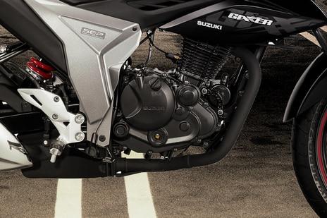 Suzuki Gixxer Engine