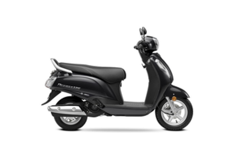 Suzuki Access 125 Glass Black