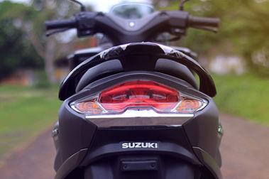 Suzuki Burgman Street Tail Light